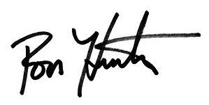 Ross Hunter's Signature